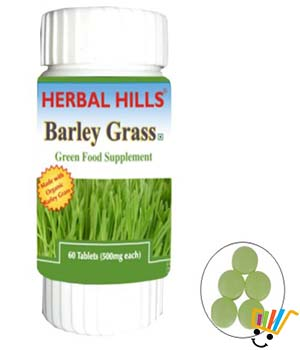 Herbal Hills Barley Grass Healthy Cell Care BA274