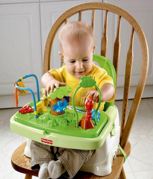 Redbell Fisher Price  Rainforest Booster Seat