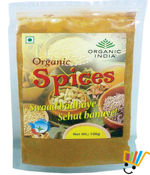 Organic India Turmeric (Haldi) -Pack Of 2