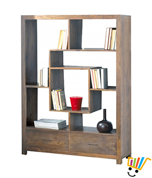 Urban Living Matrix Book Rack - OT0176F