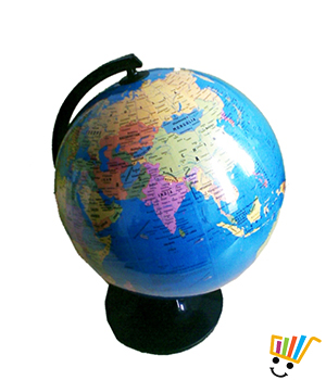 Redbell Educational Globe