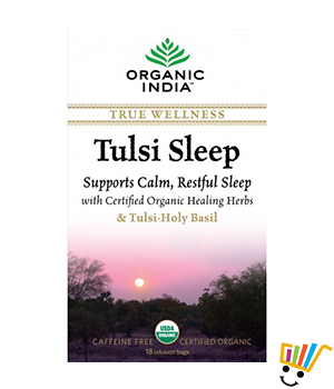 Organic India Tulsi Sleep Tea  18 TB