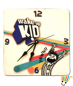 Eco Corner Wake Up Kid Clock