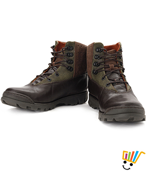 Woodland Boots Brown WDL0110