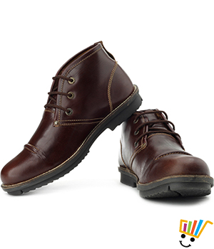 Woodland Boots Brown WDL0111