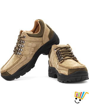 Woodland Outdoor Shoes Khaki - G4092Y14