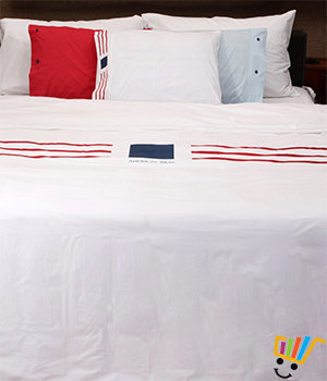 American Swan Two In One Double Bed Duvet Cover SKU101524