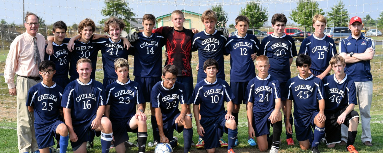varsity soccer fall 2015