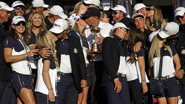 Has Rickie Fowler Found the One?