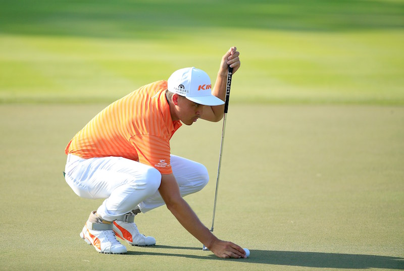 Start Putting Like Rickie Fowler