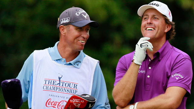 "Phil Mickelson and Jim ""Bones"" Mckay Part Ways"