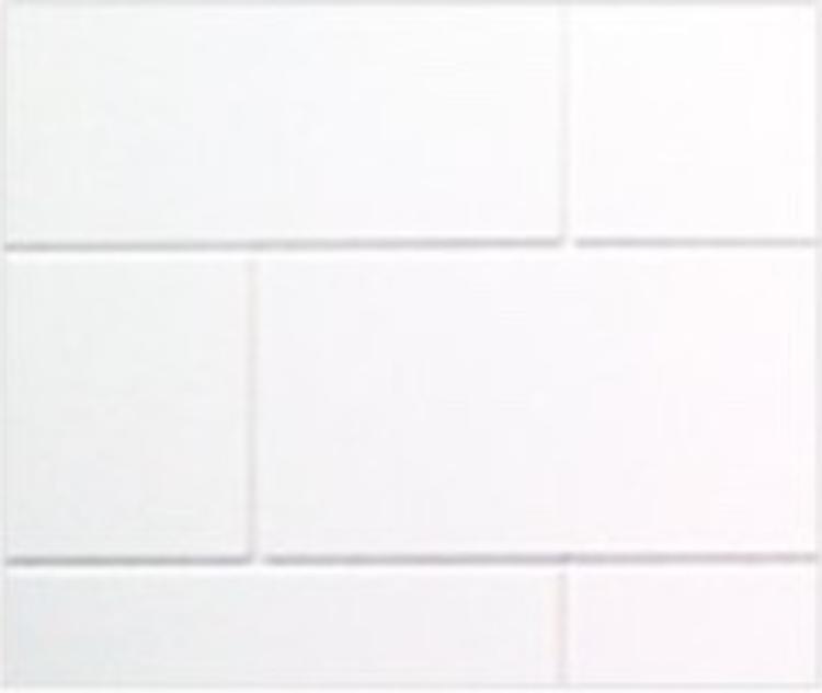 3 32 In X 4 Ft X 8 Ft Marlite Symmetrix Frp Subway Tile