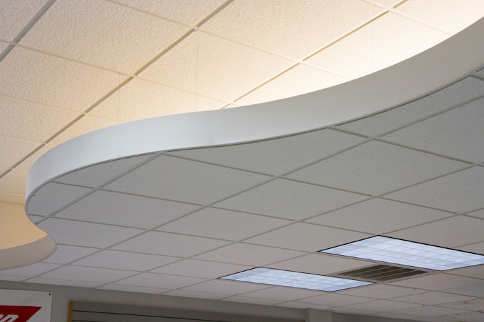 Cherokee Building Materials Acoustical Ceilings