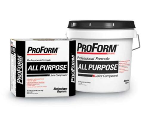 National Gypsum ProForm BRAND All-Purpose Joint Compound - 3.5 Gallon Box