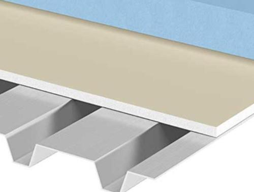 5/8 in x 4 ft x 8 ft GP DensDeck Roof Board