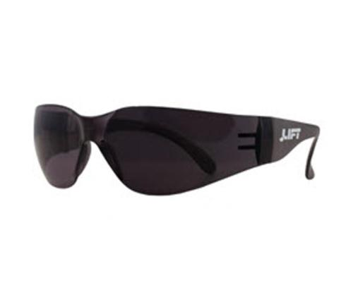 LIFT Pro Series Tear-Off Safety Glasses - Smoke