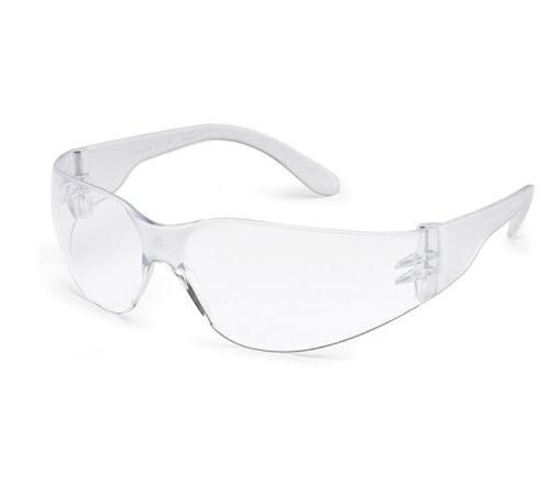 Starlite Safety Glasses - Clear Frame/Clear Anti-Fog Lens
