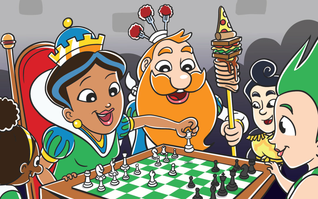 Story Highlight: Chess is a Sea