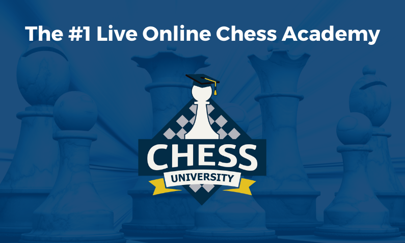 Welcome To The New ChessUniversity.com