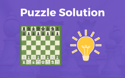 Puzzle Challenge 99 Solution