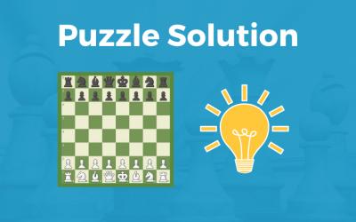 Puzzle Challenge 79 Solution