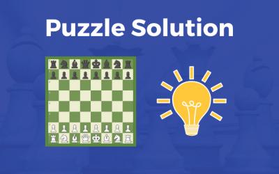 Puzzle Challenge 80 Solution