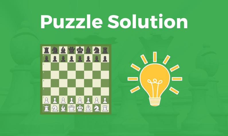 Puzzle Challenge 81 Solution