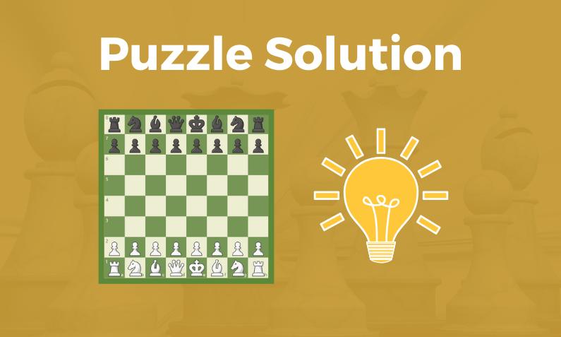 Puzzle Challenge 40 Solution