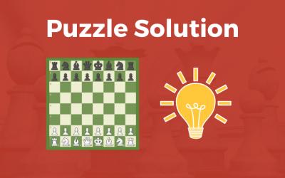 Puzzle Challenge 76 Solution