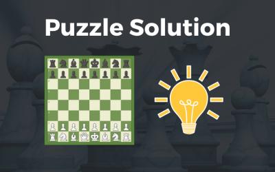 Puzzle Challenge 77 Solution