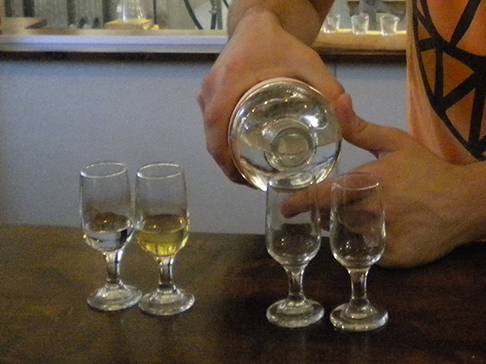 Distill to cocktail alt