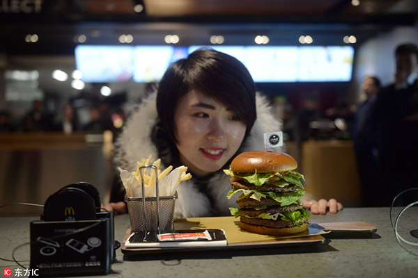 McDonalds-China-to-have-high-end-focus-says-CEO-Business - Chinalisation