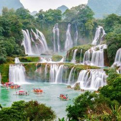 Ban Gioc-Detian Falls, Vietnam & China
