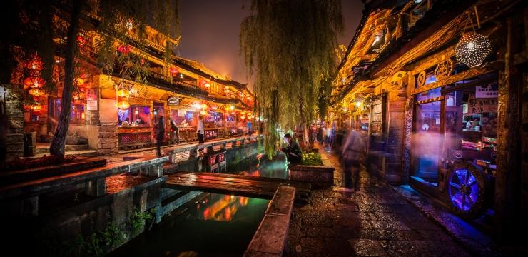 Trey Ratcliff - Lijiang-X2