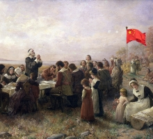 A Chinese Thanksgiving