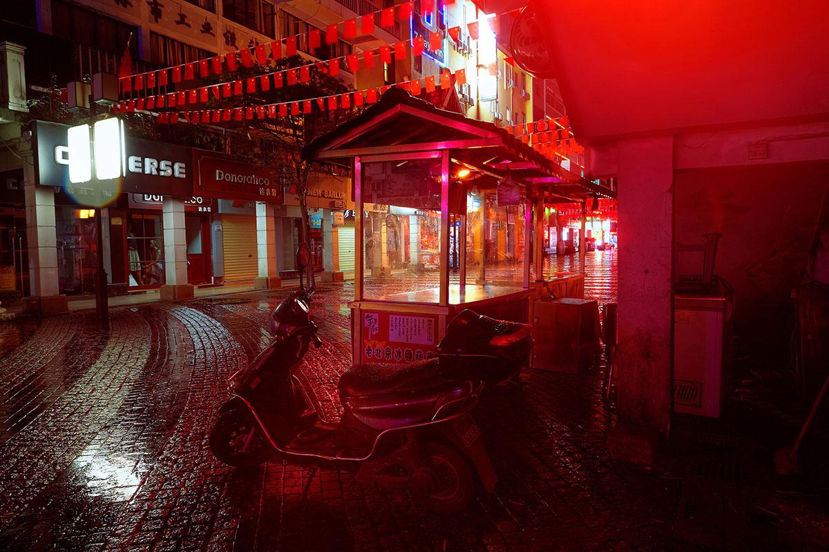 Guilin at Night