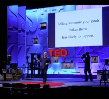 Former CLI Student Gives TED Speech