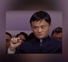 Jack Ma Speaks with Charlie Rose