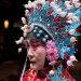 Guilin Opera Performers Costumes Are Brightly Colored