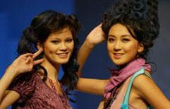 中国的时装设计师