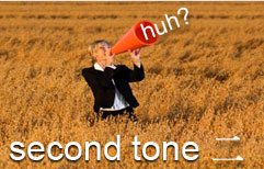 The Second Tone
