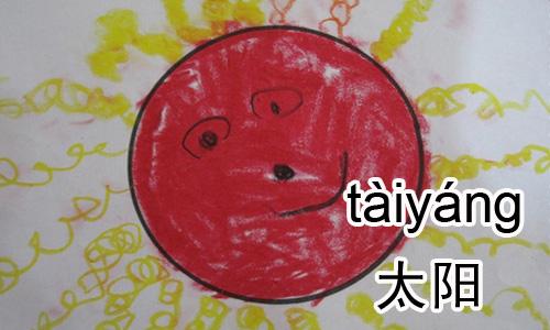 Drawing Suns