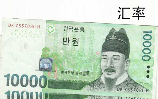 Converting Korean Money