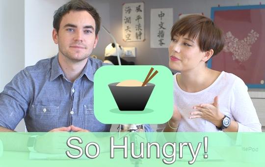 I'm So Hungry!
