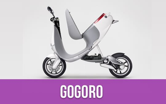 Gogoro Electric Scooters