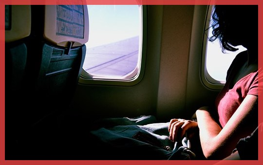 Talkative Passenger