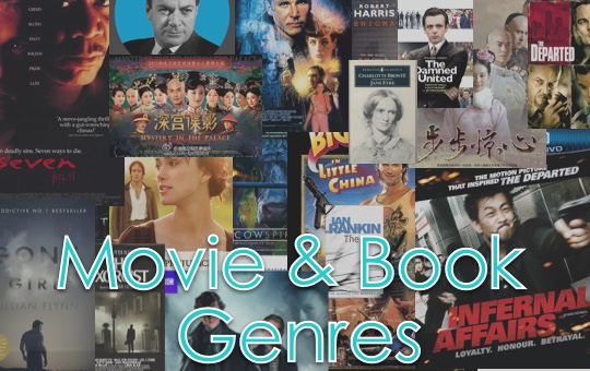 Films and Book Genres