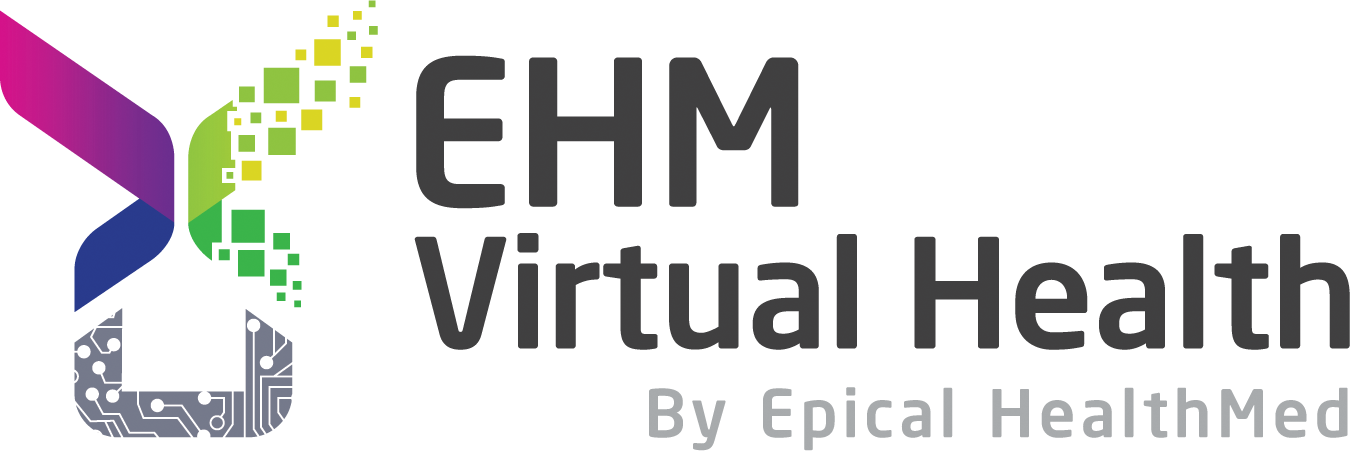 Ehm virtual health logo