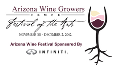 Arizona Wine Festival at Tempe Festival of the Arts