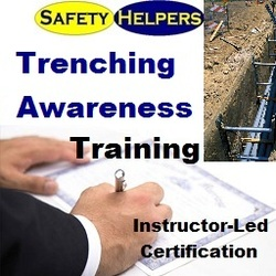 Trenching and Excavation Training Chicago Area